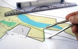 Схема расположения земельного участка